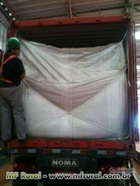 Líner para contaíner - Transporte de grãos a granel em geral