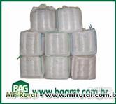 Sacos tipo Big Bag para transporte de braçadeiras e peças em geral