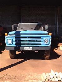 Caminhão  Ford F1000  ano 92