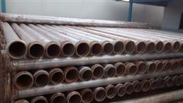 Tubo de Alumínio de 8