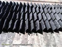 Briquetes de carvão