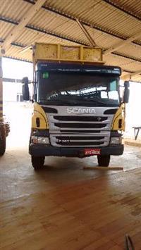 Caminhão Scania Scania P-360 B 6x4 ano 12