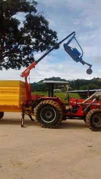 Carreta agrícola com muk