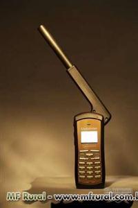 Celular Rural via satélite – Kit veicular com desconto