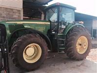 Trator John Deere 8420 4x4 ano 04