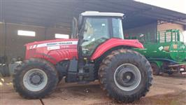 Trator Massey Ferguson 7415 4x2 ano 16