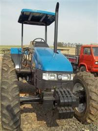 Trator Ford/New Holland TL 75 E 4x4 ano 08