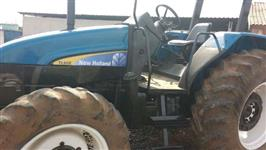 Trator Ford/New Holland TL 60E 4x4 ano 09