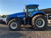 Trator New Holland T8.270 4x4 ano 12