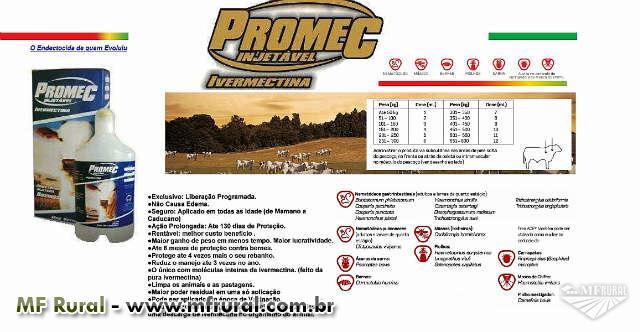 PROMEC 8G 500ML COM FRETE GRÁTIS!!!