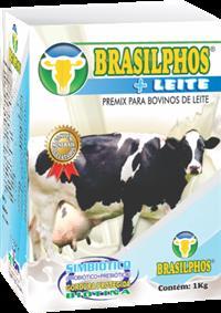 BRASILPHOS + LEITE 01 KG