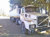 Caminhão  Volvo xh 10  ano 86
