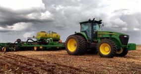 Aluguel de máquinas Agrícolas