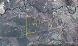 Fazenda com possibilidade de irrigação em Alvorada do Norte - GO