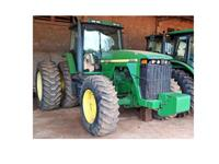 Trator John Deere 8300 4x4 ano 97
