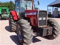 Trator Massey Ferguson 680 Advanced 4x4 ano 01
