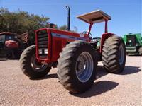 Trator Massey Ferguson 296 4x4 ano 85