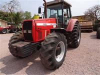 Trator Massey Ferguson 680 Advanced 4x4 ano 04