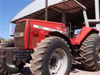 Trator Massey Ferguson 650 Advanced 4x4 ano 02