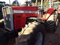 Trator Massey Ferguson 650 Advanced 4x4 ano 01