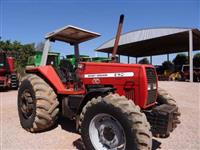 Trator Massey Ferguson 650 Advanced 4x4 ano 04