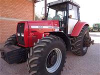 Trator Massey Ferguson 680 Advanced 4x4 ano 03