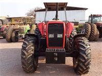 Trator Massey Ferguson 650 Advanced 4x4 ano 04