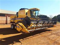 Colheitadeira New Holland TC 5090 ano 2012