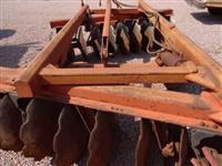 Grade Aradora Intermediaria Controle Remoto Tatu ano 1997