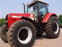Trator Massey Ferguson 680 Advanced 4x4 ano 02