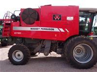 Colheitadeira Massey Ferguson MF 9790 ano 2010