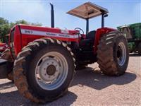 Trator Massey Ferguson 297 4x4 ano 01