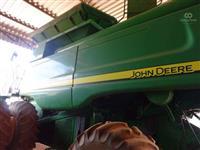 Colheitadeira John Deere 9670 STS ano 2012
