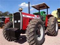 Trator Massey Ferguson 299 4x4 ano 00