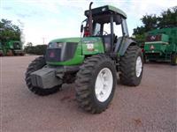 Trator Agrale BX 6150 4x4 ano 01