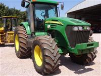 Trator John Deere 7815 4x4 ano 09