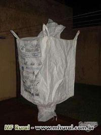 Big Bag novo 0,90x0,90x1,30 V/V