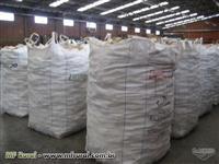 Big Bag seminovo para armazenar Briquetes.0,90x0,90x1,30 S/V