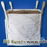 Big Bag 90x90x1,50 (Boca aberta,Fundo Fechado)