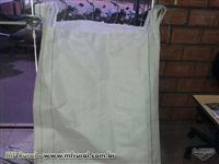 Big Bag 90x90x1,20 s/v f.f. com liner