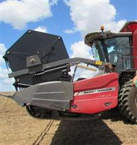Plataforma de soja - Massey Ferguson DynaFlex 8250