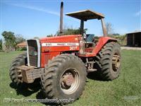 Trator Massey Ferguson 680 4x4 ano 94
