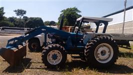 Trator Ford 7610 4x4 ano 95