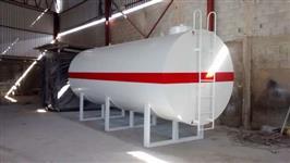 tanque para armazenamento de óleo diesel e outros combustíveis no Espirito Santo