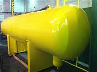 Fabricação de Vasos de pressão para gases, ar comprimido, amonia, osmose, nitrogenio