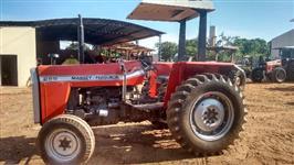 Trator Massey Ferguson 265 4x2 ano 95