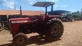 Trator Massey Ferguson 265 4x2 ano 01