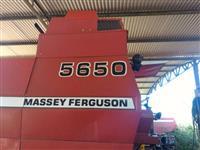 Colhedeira Massey Ferguson, 5650