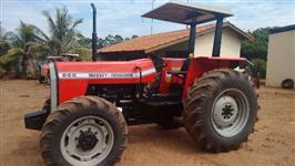 Trator Massey Ferguson 265 4x4 ano 93