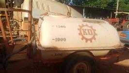 Pulverizador KO cap. 2.000 litros